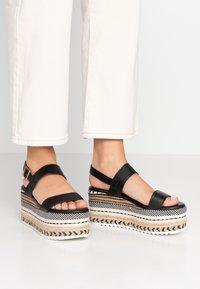 Hot Soles - Sandály na vysokém podpatku - black - 0