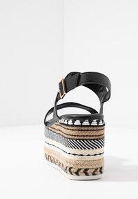 Hot Soles - Sandály na vysokém podpatku - black - 5