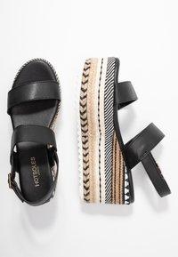 Hot Soles - Sandály na vysokém podpatku - black - 3