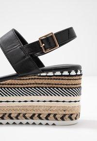 Hot Soles - Sandály na vysokém podpatku - black - 2
