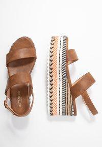 Hot Soles - Korolliset sandaalit - orange/multicolor - 3