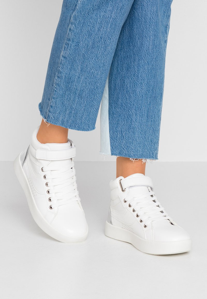 Hot Soles - Zapatillas altas - white