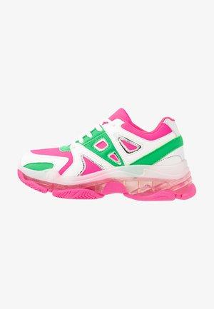 Sneaker low - neon