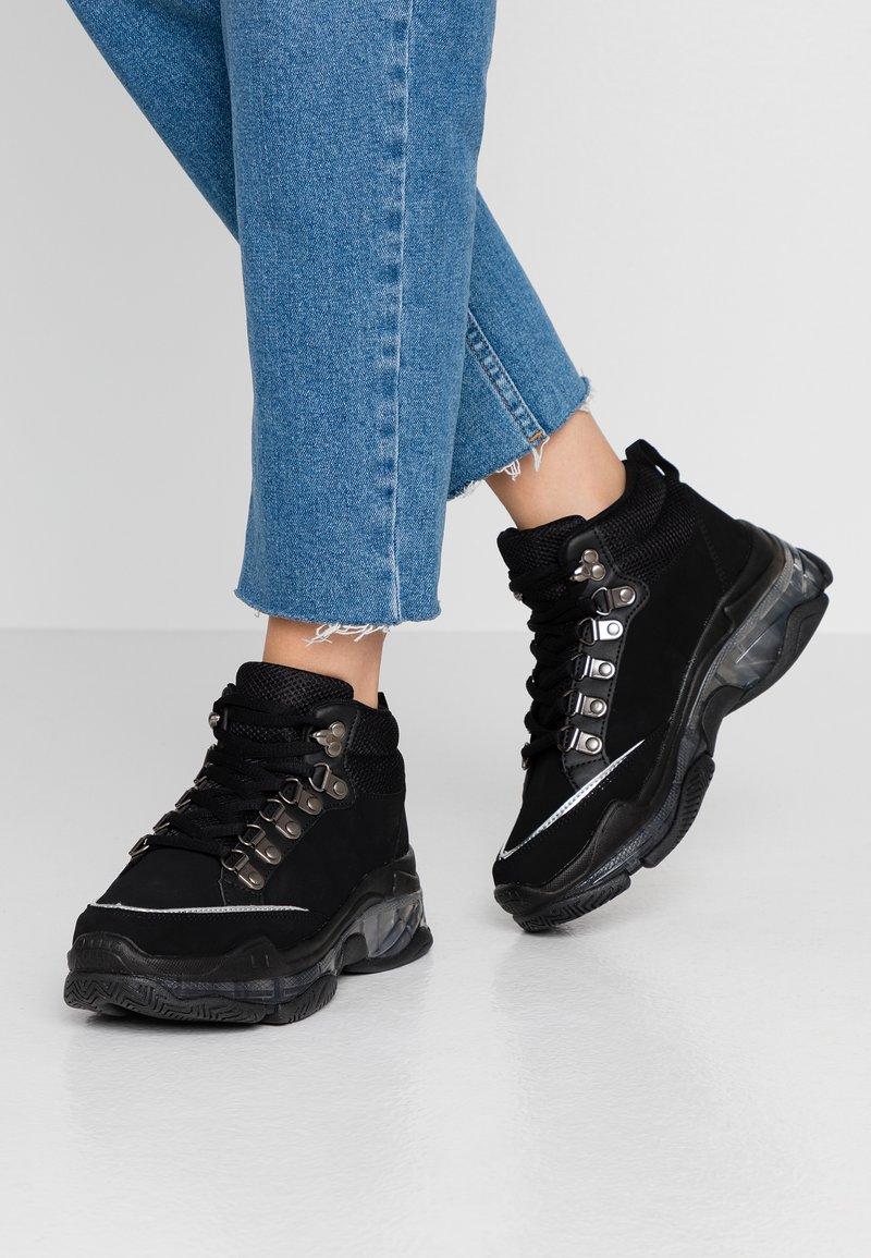 Hot Soles - Zapatillas altas - black