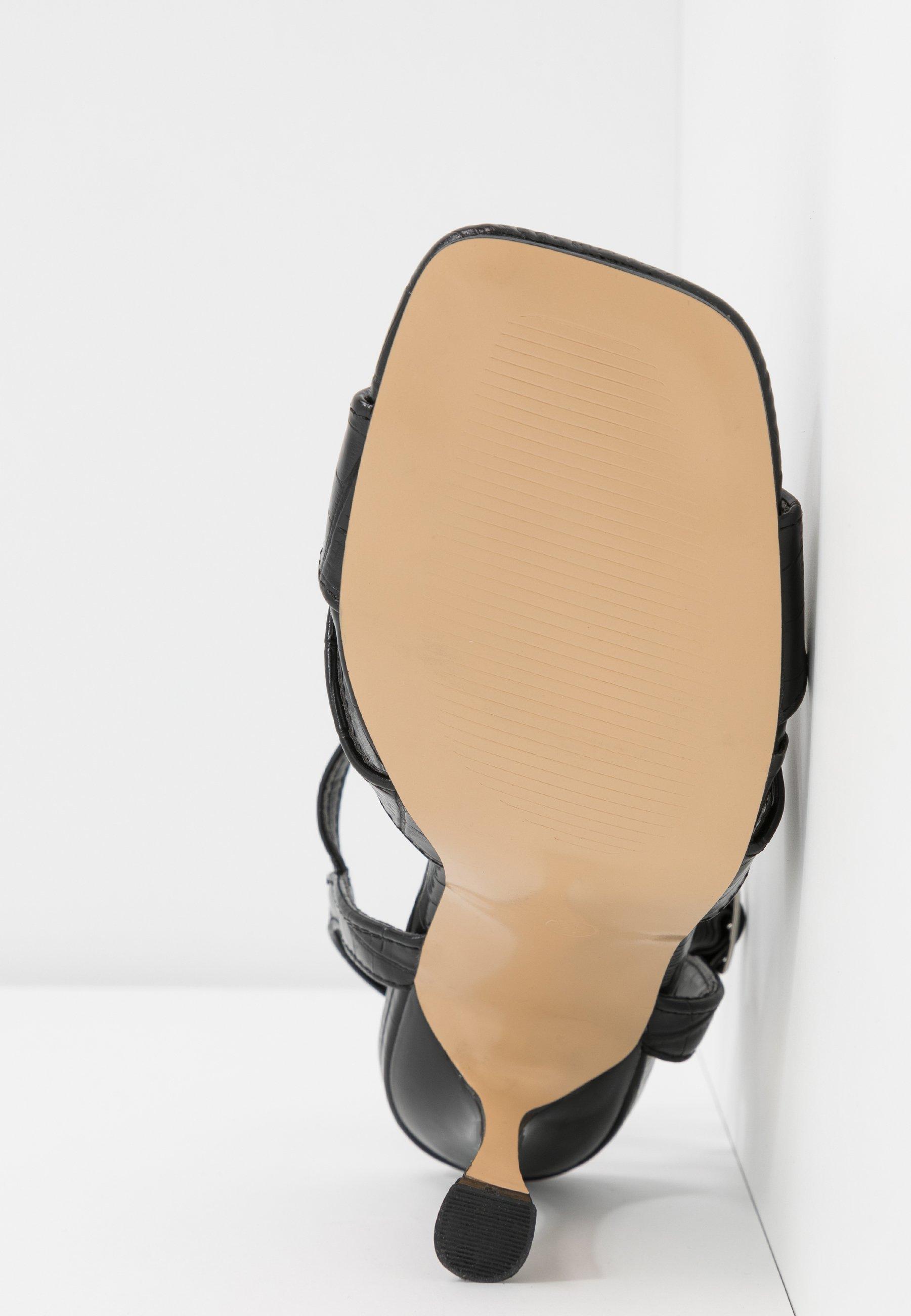 Hot Soles Højhælede sandaletter / Højhælede sandaler - black
