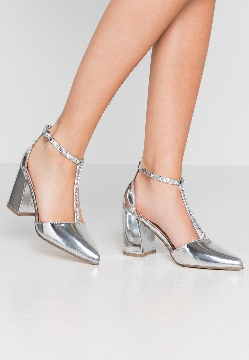 Hot Soles - Decolleté - silver