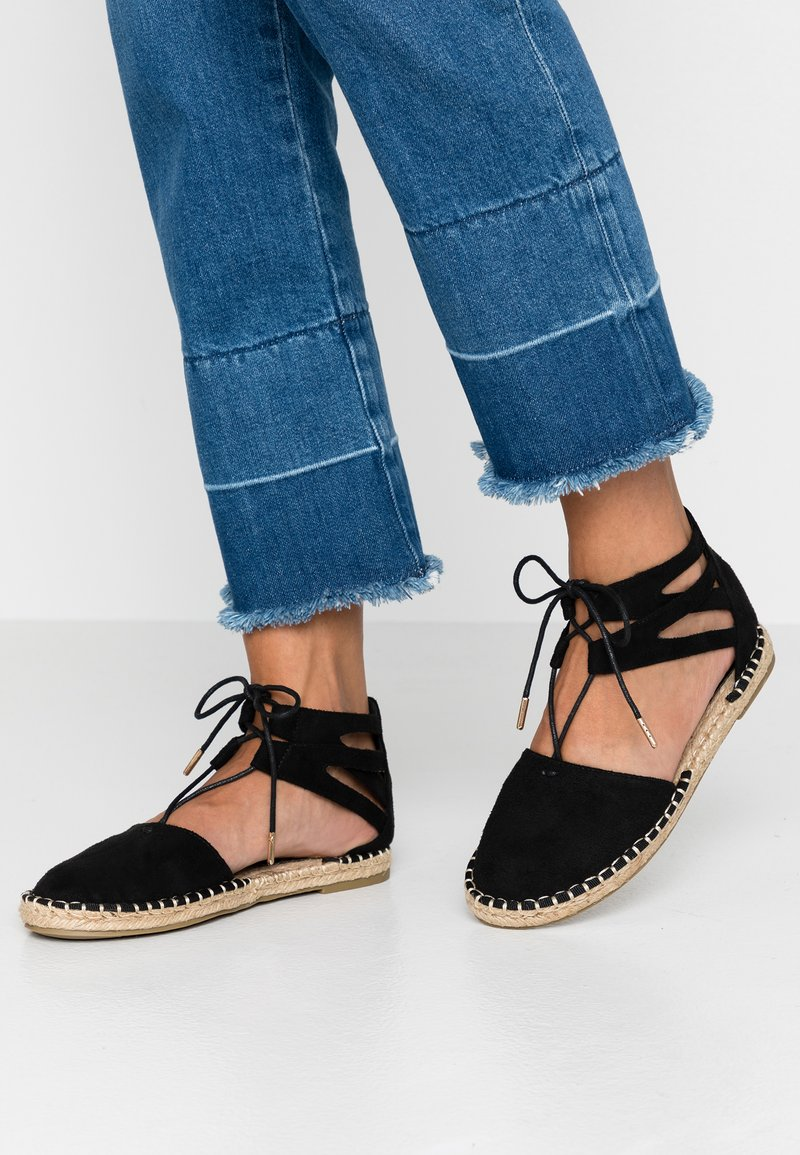 Hot Soles - Espadrille - black