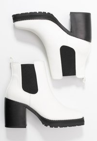 Hot Soles - Botines bajos - white - 3