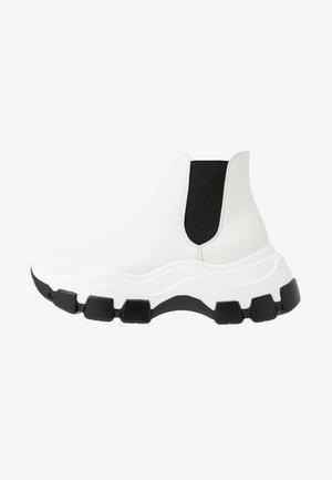 Botines bajos - white