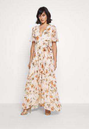 PETITE - Maxi dress - beige