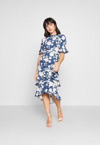 Hope & Ivy Petite - Day dress - dark blue - 1