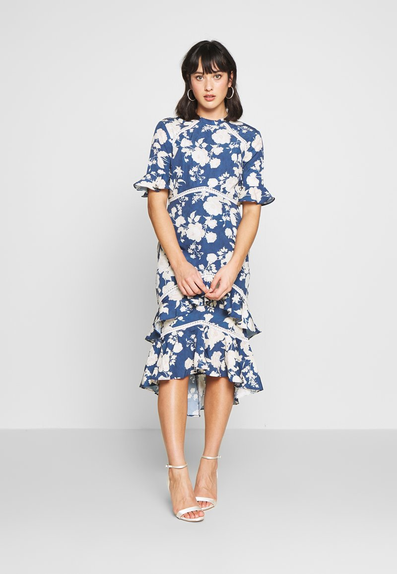 Hope & Ivy Petite - Day dress - dark blue