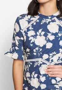 Hope & Ivy Petite - Day dress - dark blue - 5