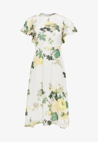 Hope & Ivy Petite - Cocktail dress / Party dress - white/yellow - 0