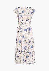 Hope & Ivy Petite - Sukienka koktajlowa - white/blue - 0
