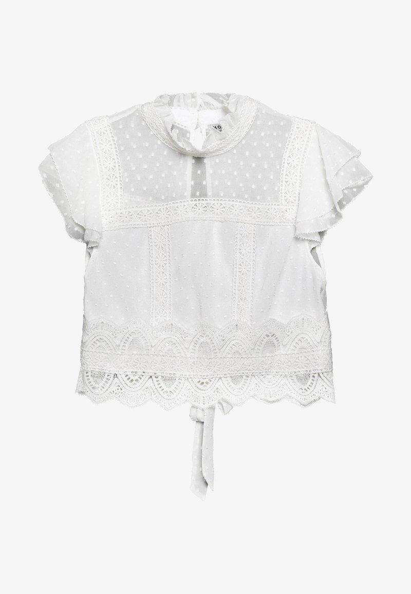 Hope & Ivy Petite - Blusa - white