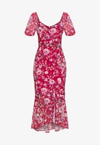 Hope & Ivy Tall - Koktejlové šaty/ šaty na párty - dark red - 4