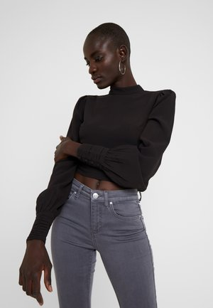 BLACK TOPTALL - Blouse - black