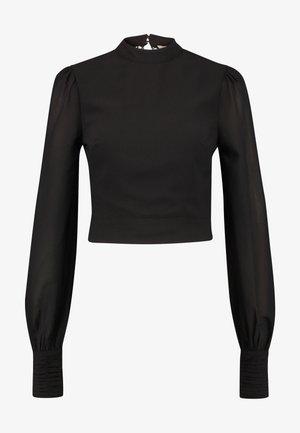 BLACK TOPTALL - Blouse - black