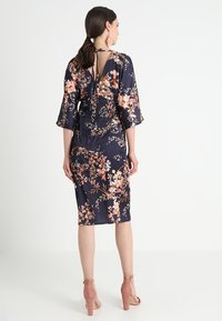 Hope & Ivy Maternity - KIMONO DRESS - Denní šaty - navy - 2