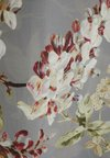 Hope & Ivy Maternity - FITTED PENCIL WITH FLUTED SLEEVE - Vapaa-ajan mekko - grey print