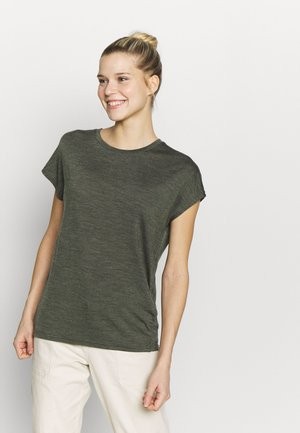 ACTIVIST TEE - T-shirts basic - willow green