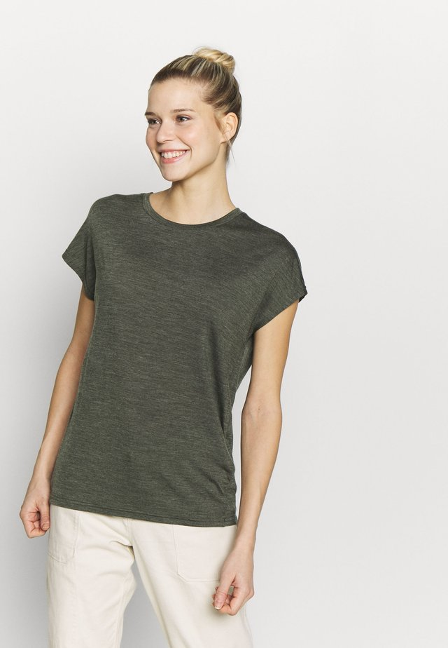ACTIVIST TEE - T-Shirt basic - willow green