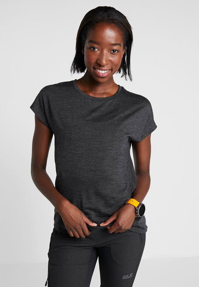 ACTIVIST TEE - T-shirt basic - true black