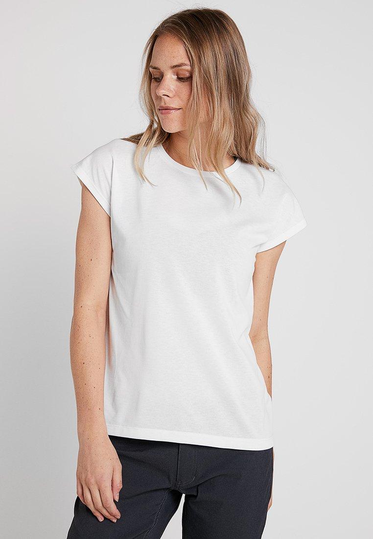 Houdini - BIG UP TEE - Camiseta básica - powderday white