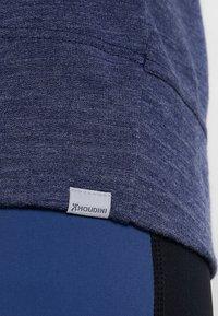 Houdini - CAMPUS CREW - T-shirt sportiva - bucket blue - 5