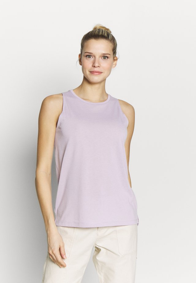 BIG UP TANK - T-shirt sportiva - peaceful purple