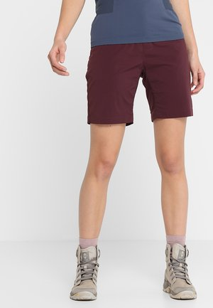 LIQUID ROCK - Outdoor shorts - last round red