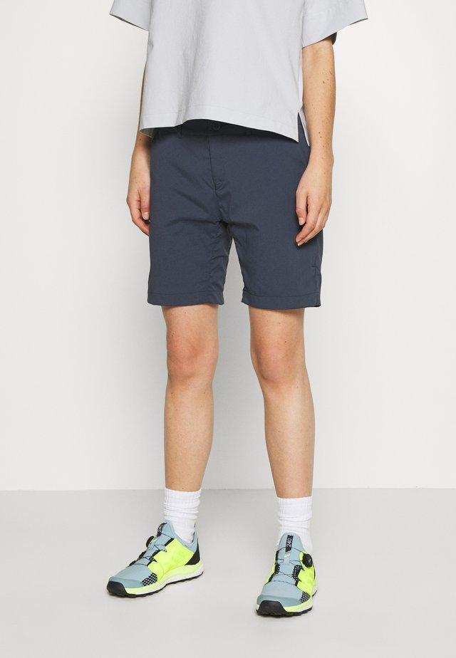 LIQUID ROCK - Outdoor shorts - feeling blue