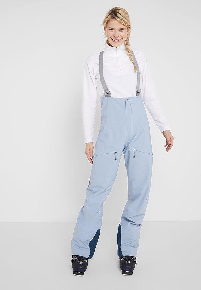 ROLLERCOASTER PANTS - Pantaloni da neve - kosmic blues