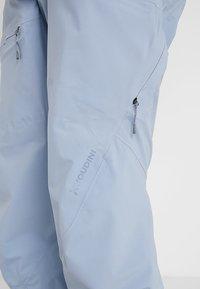 Houdini - ROLLERCOASTER PANTS - Snow pants - kosmic blues - 5