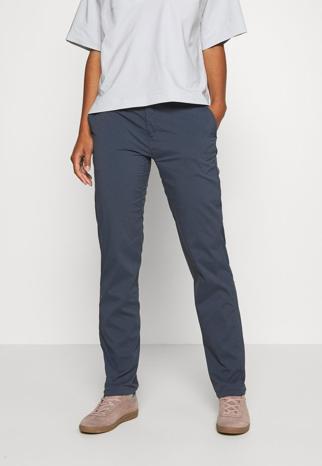 LIQUID ROCK PANTS - Pantaloni outdoor - feeling blue