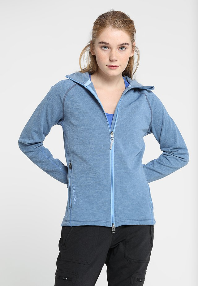 OUTRIGHT HOUDI - Giacca in pile - jumpin blue