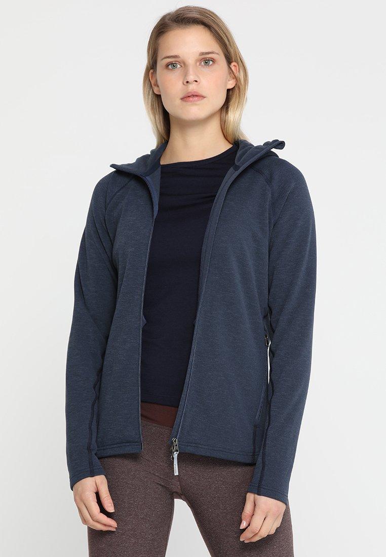 Houdini - OUTRIGHT HOUDI - Fleece jacket - cloudy blue