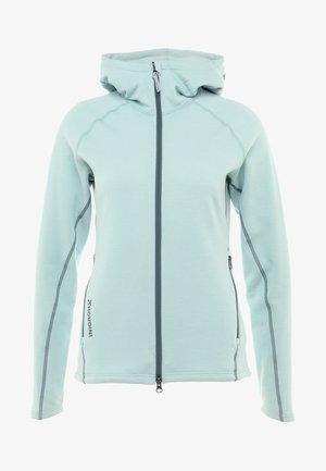 OUTRIGHT HOUDI - Fleece jacket - go green