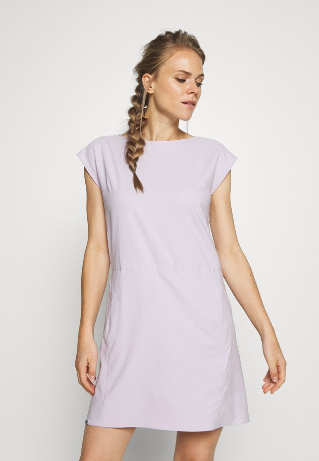 DAWN DRESS - Freizeitkleid - lilac