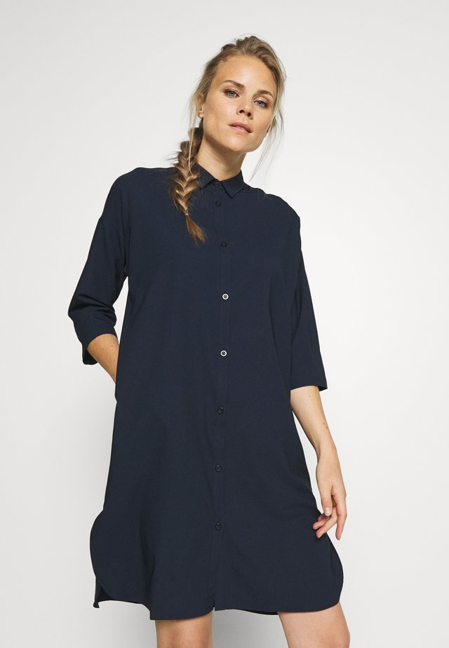 ROUTE SHIRT DRESS - Blusenkleid - blue illusion