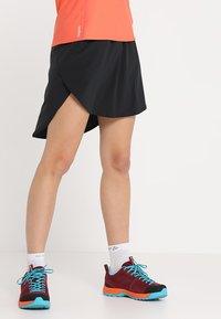 Houdini - SKIRT - Sports skirt - true black - 0