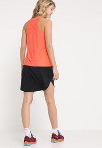 Houdini - SKIRT - Sports skirt - true black - 2
