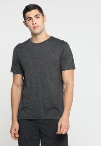 Houdini - ACTIVIST TEE - T-shirt basique - true black - 0