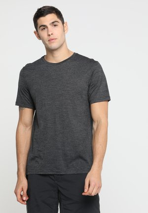 ACTIVIST TEE - T-shirt basique - true black