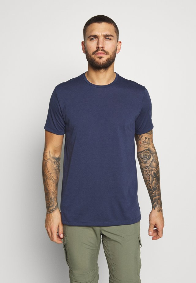 BIG UP TEE - T-Shirt basic - bucket blue