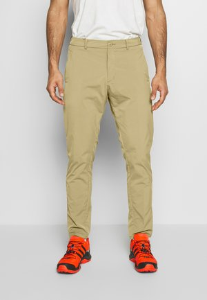 COMMITMENT - Chinos - reed beige