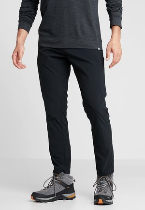 COMMITMENT - Chinos - true black