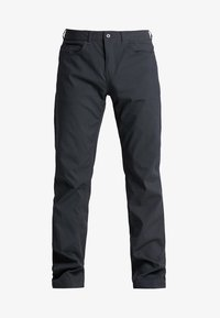 Houdini - WAY TO GO PANTS - Tygbyxor - rock black - 4