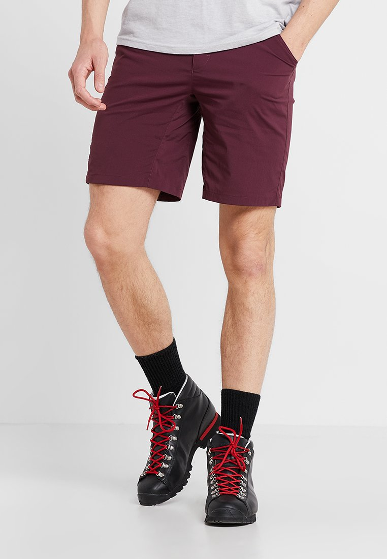 Houdini - CRUX  - Outdoor shorts - last round red